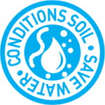 Conditions Soil, Save Water Icon, GROlife